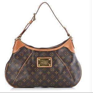 Authentic Louis Vuitton Monogram Thames Handbag